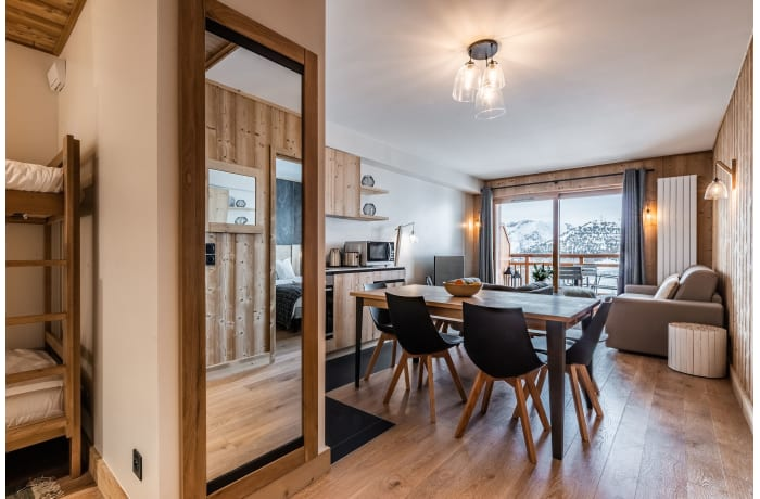 Apartment in Thuja, Huez - 8