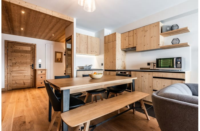 Apartment in Thuja, Huez - 5