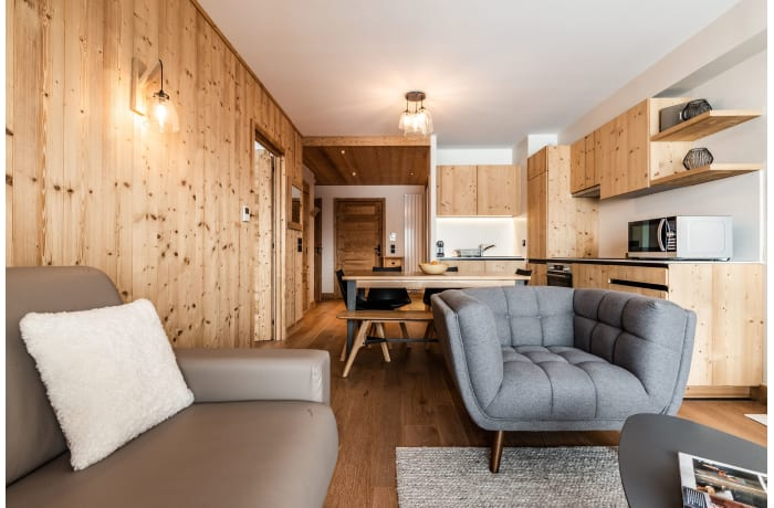 Apartment in Thuja, Huez - 4