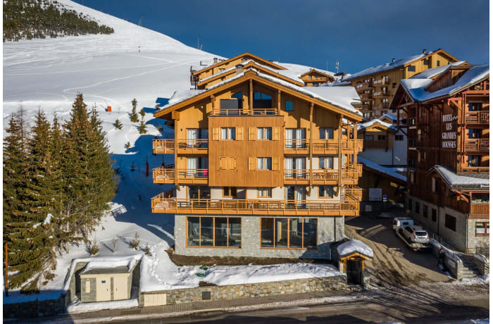 Apartment in Thuja, Huez - 20