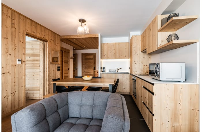 Apartment in Thuja, Huez - 3