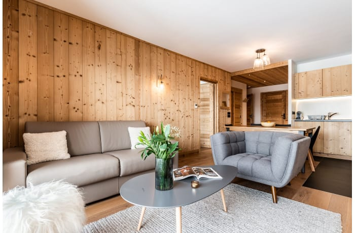 Apartment in Thuja, Huez - 2
