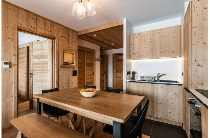 Apartment in Thuja, Huez - 7