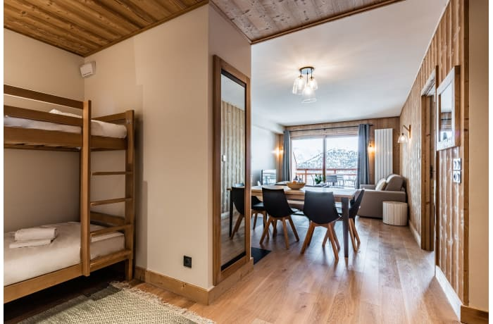 Apartment in Thuja, Huez - 14