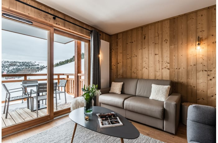 Apartment in Thuja, Huez - 1