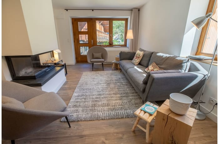 Apartment in Chalet Hemera, Les Allues - 1