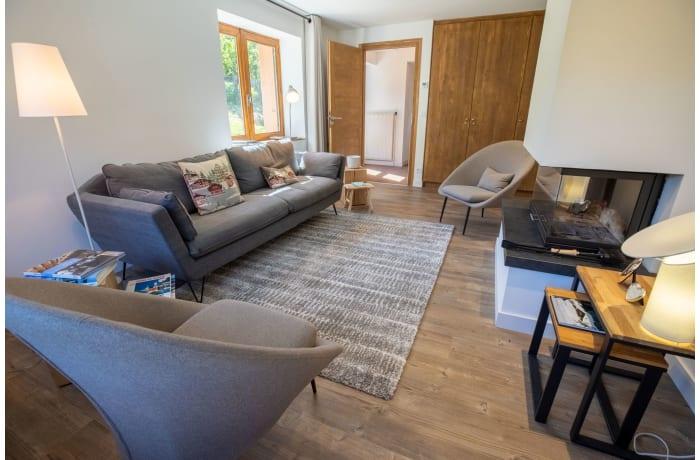 Apartment in Chalet Hemera, Les Allues - 0