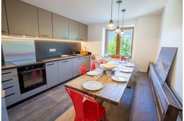 Apartment in Chalet Hemera, Les Allues - 5