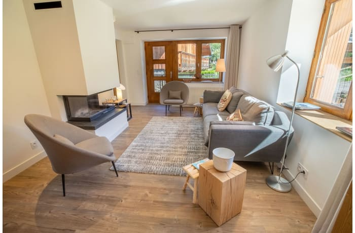 Apartment in Chalet Hemera, Les Allues - 2