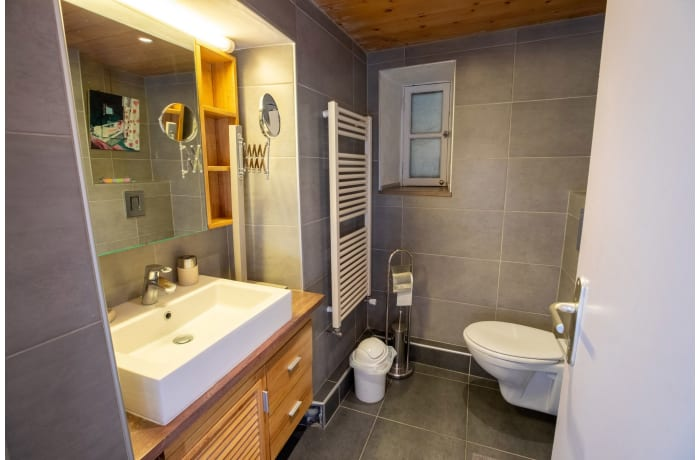 Apartment in Chalet Les Lupins, Les Allues - 14