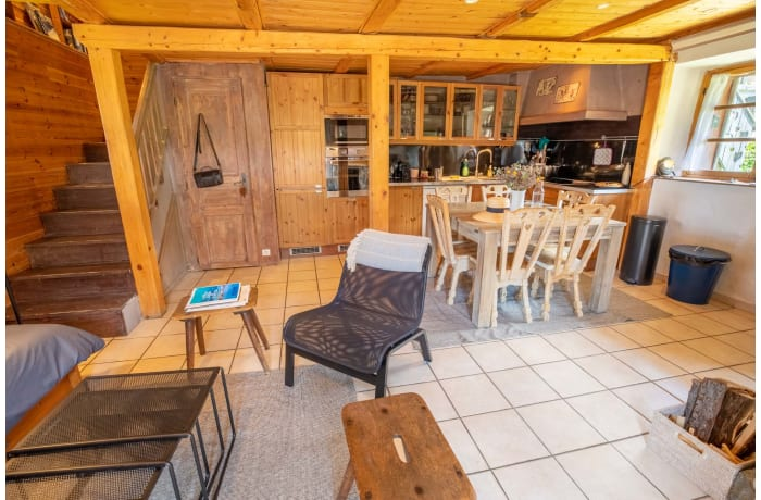 Apartment in Chalet Les Lupins, Les Allues - 2