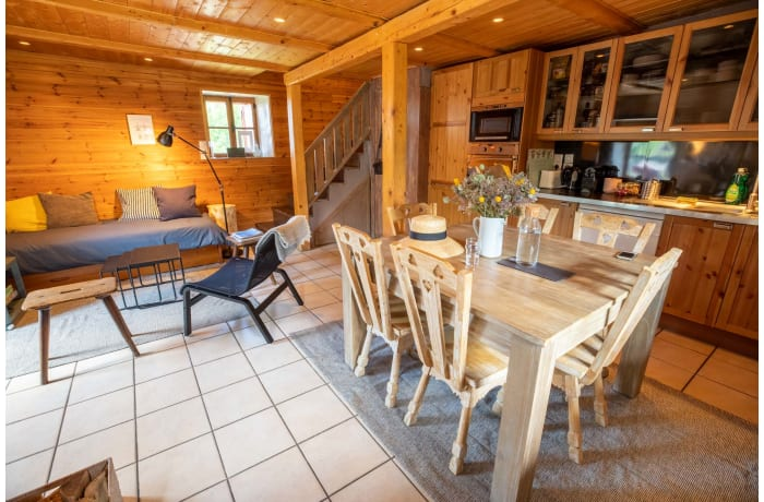 Apartment in Chalet Les Lupins, Les Allues - 32