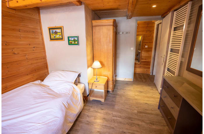 Apartment in Chalet Les Lupins, Les Allues - 13