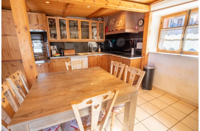 Apartment in Chalet Les Lupins, Les Allues - 5