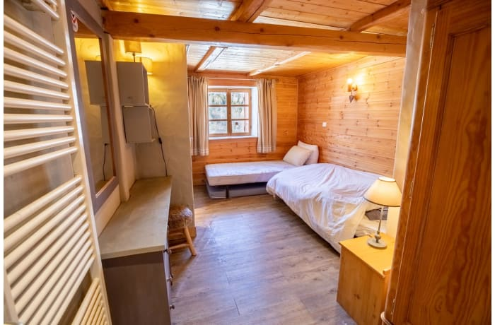 Apartment in Chalet Les Lupins, Les Allues - 9