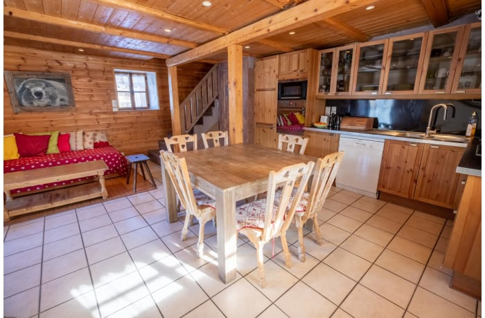 Apartment in Chalet Les Lupins, Les Allues - 3