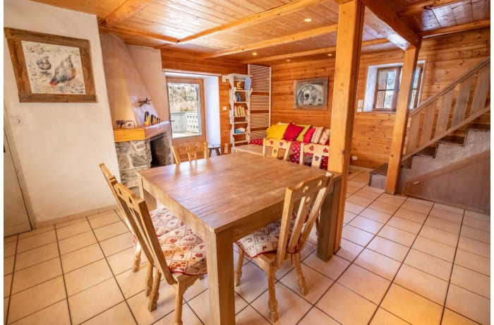 Apartment in Chalet Les Lupins, Les Allues - 8