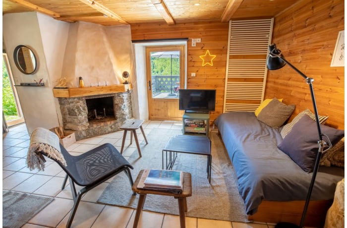 Apartment in Chalet Les Lupins, Les Allues - 0