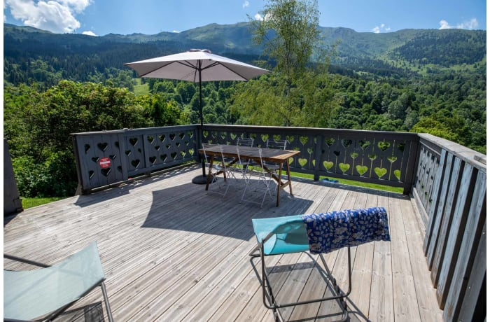Apartment in Chalet Les Lupins, Les Allues - 21