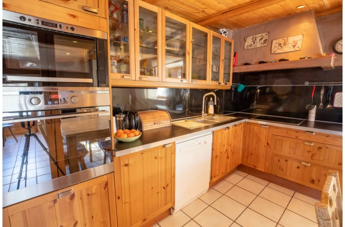Apartment in Chalet Les Lupins, Les Allues - 7