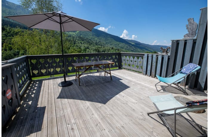 Apartment in Chalet Les Lupins, Les Allues - 22