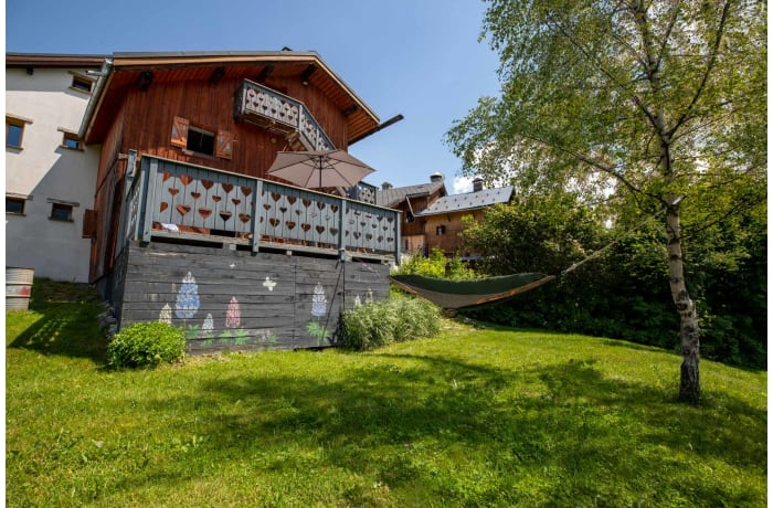 Apartment in Chalet Les Lupins, Les Allues - 27