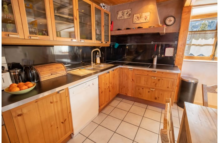 Apartment in Chalet Les Lupins, Les Allues - 6