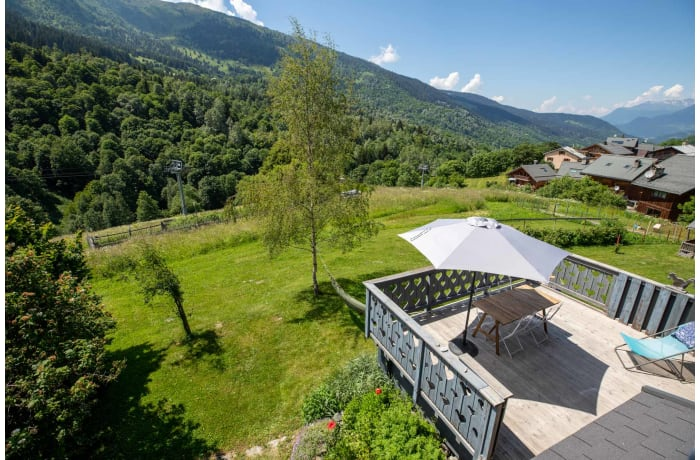 Apartment in Chalet Les Lupins, Les Allues - 24