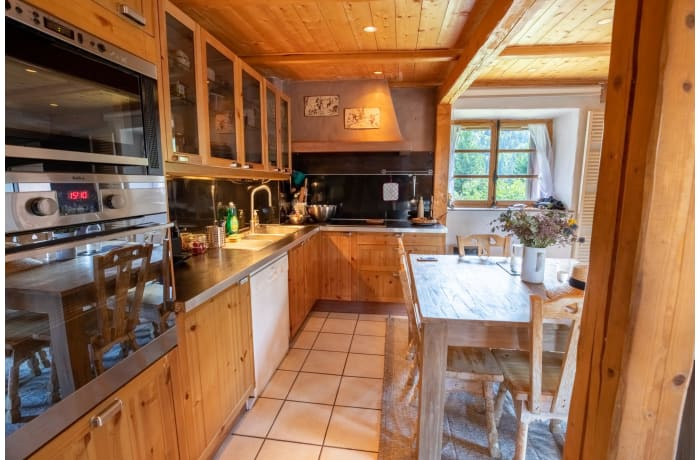 Apartment in Chalet Les Lupins, Les Allues - 31
