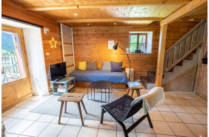 Apartment in Chalet Les Lupins, Les Allues - 30