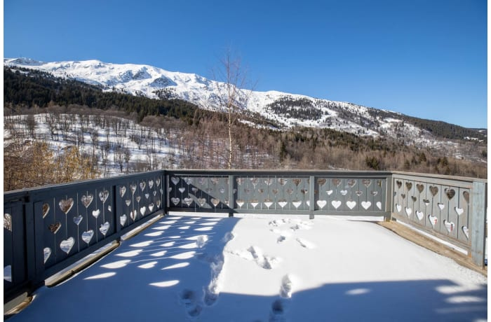 Apartment in Chalet Les Lupins, Les Allues - 29