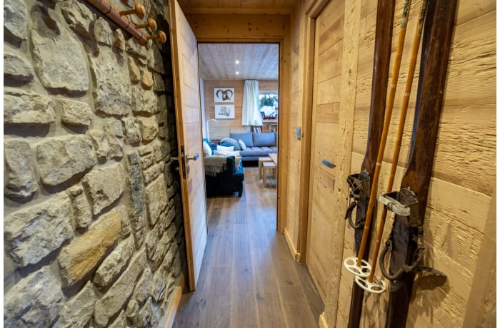 Apartment in Chalet LOurs, Les Allues - 11