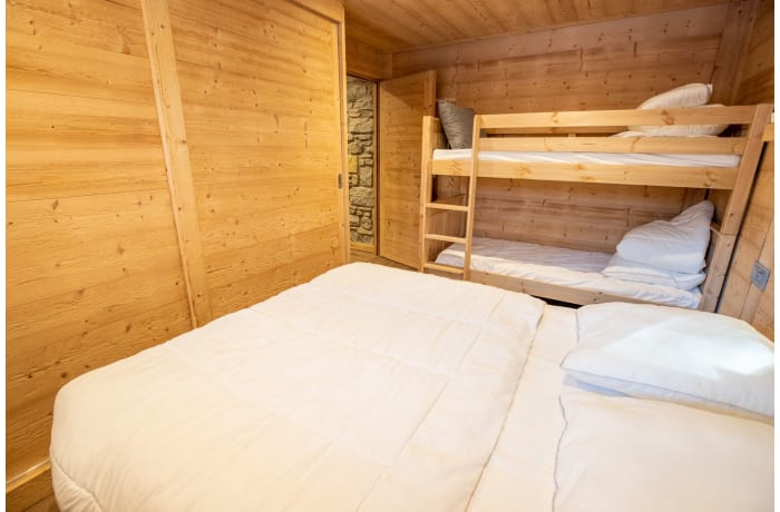Apartment in Chalet LOurs, Les Allues - 10