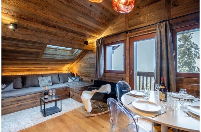 Apartment in Chalet Tara, Les Allues - 1
