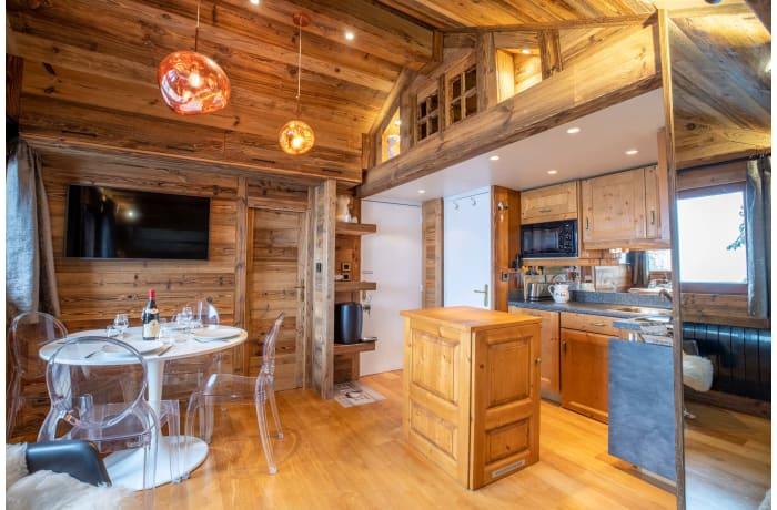 Apartment in Chalet Tara, Les Allues - 25