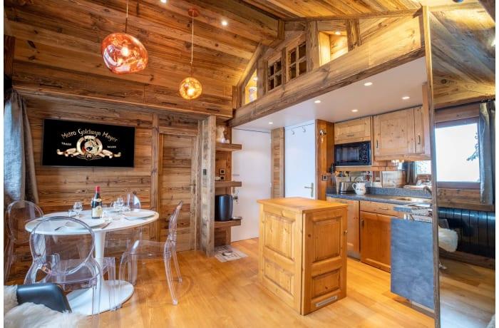 Apartment in Chalet Tara, Les Allues - 26