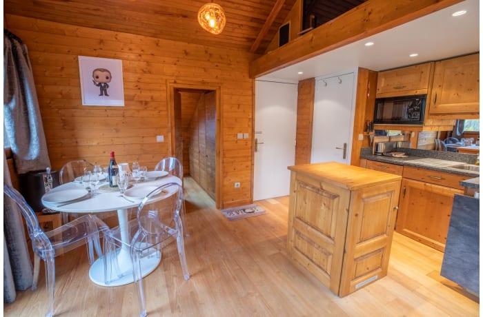 Apartment in Chalet Tara, Les Allues - 8