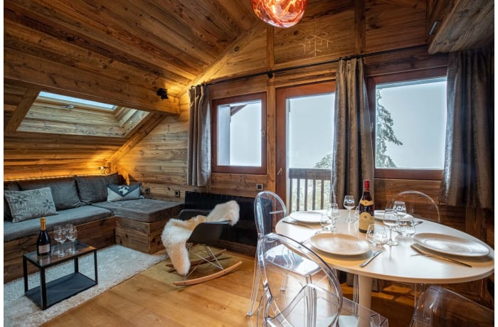 Apartment in Chalet Tara, Les Allues - 33