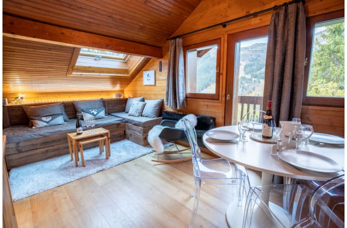 Apartment in Chalet Tara, Les Allues - 10
