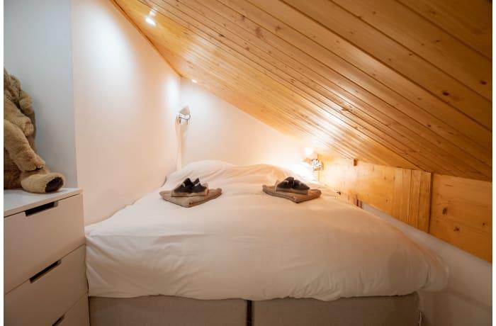 Apartment in Genelles Penthouse, Les Allues - 10