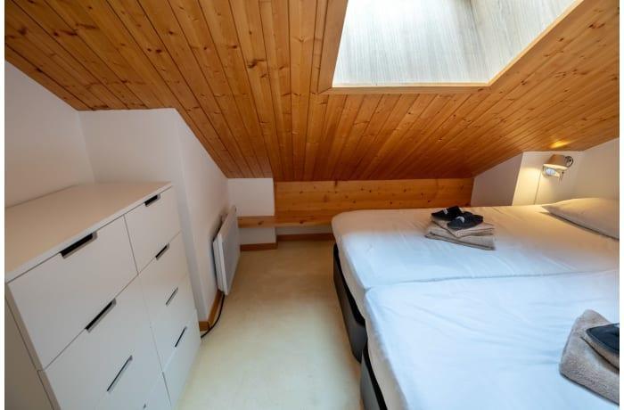 Apartment in Genelles Penthouse, Les Allues - 16