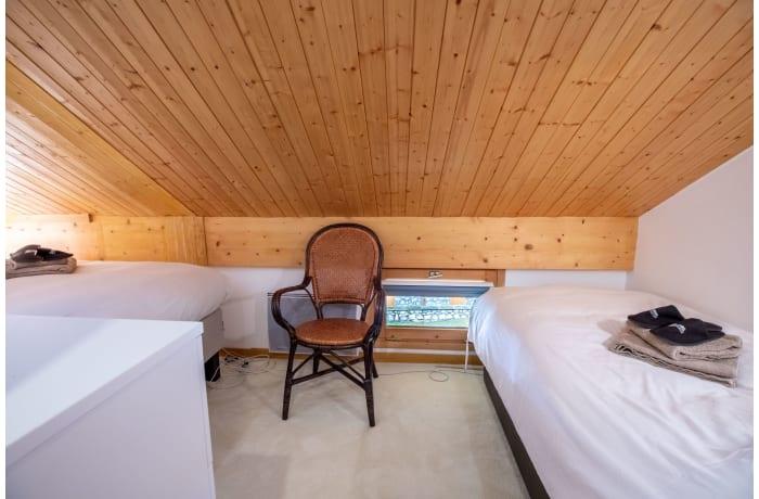 Apartment in Genelles Penthouse, Les Allues - 23