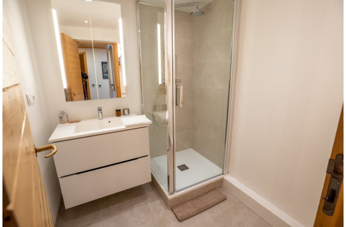 Apartment in Genelles Penthouse, Les Allues - 21