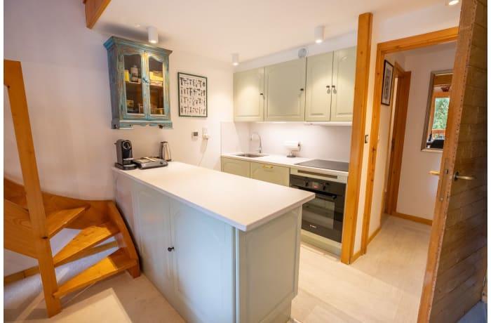 Apartment in Genelles Penthouse, Les Allues - 8