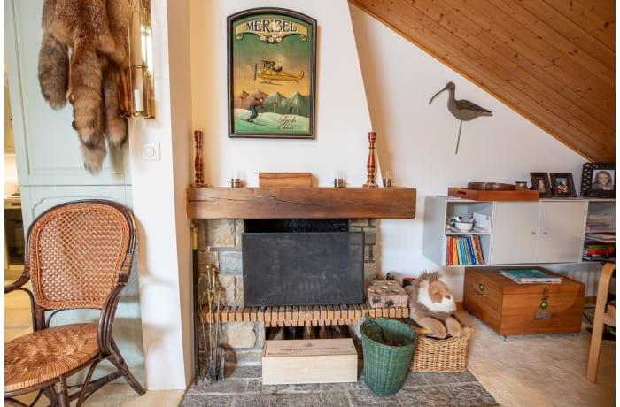 Apartment in Genelles Penthouse, Les Allues - 4