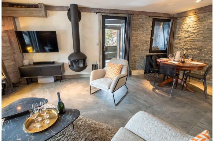 Apartment in Grands Sorbiers 6, Les Allues - 4