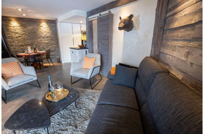 Apartment in Grands Sorbiers 6, Les Allues - 0