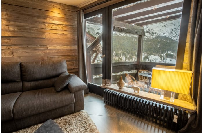 Apartment in Grands Sorbiers 6, Les Allues - 3