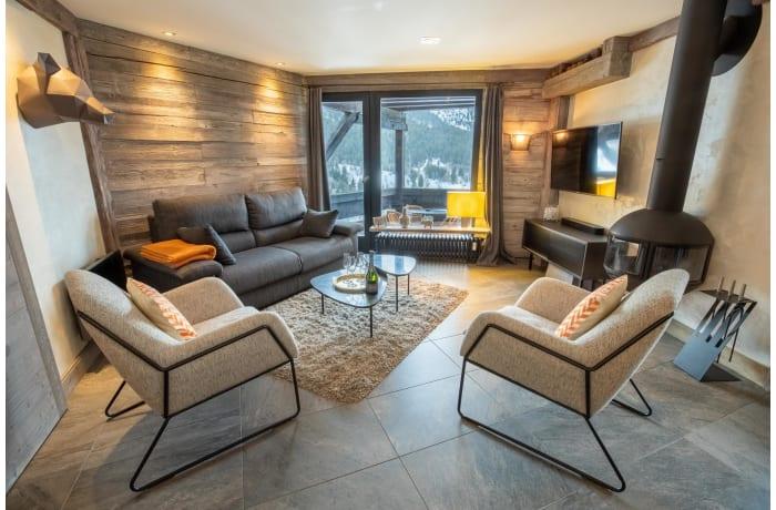 Apartment in Grands Sorbiers 6, Les Allues - 1