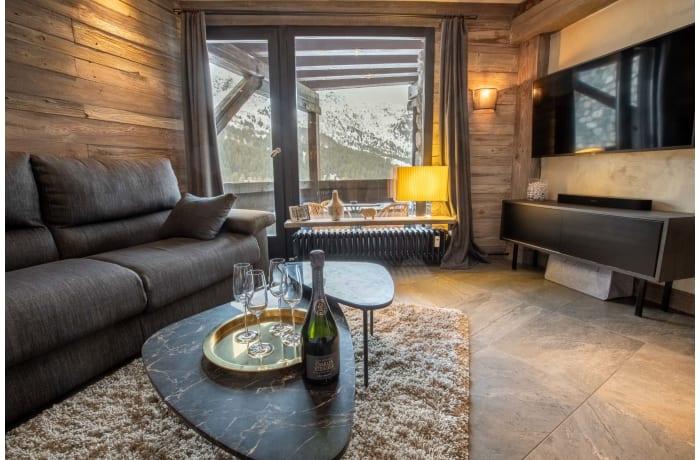 Apartment in Grands Sorbiers 6, Les Allues - 2